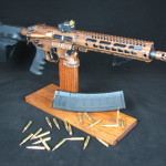 Duracoat, custom gun, custom ar, jawsarms, jaws arms, custom firearms, the jack skull lower, spikes tactical, duracoat, magpul
