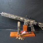 Punisher, Duracoat, custom gun, ar platform, 9mm