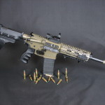 custom gun, custom ar, jawsarms, jaws arms, custom firearms, the jack skull lower, spikes tactical, duracoat, magpul