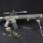SOLD - Custom .223/5.56 Everything you need for long range