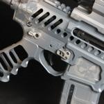 Titanium Blues JAWS ARMS Custom .223/5.56 Rifle