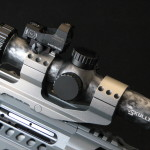 Titanium Blues JAWS ARMS Custom .223/5.56 Rifle