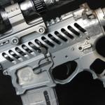 Titanium Blues - JAWS ARMS Custom .223/5.56 Rifle