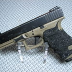 Custom Stippling Glock